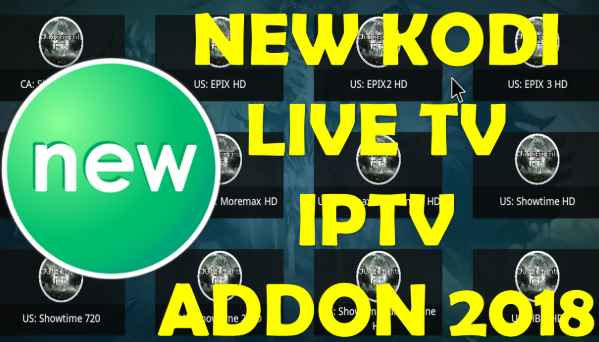 Best live tv kodi addons