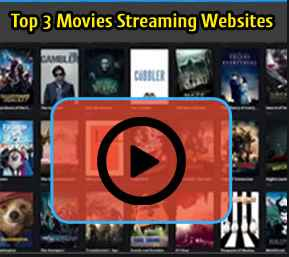 Top 3 official streaming sites